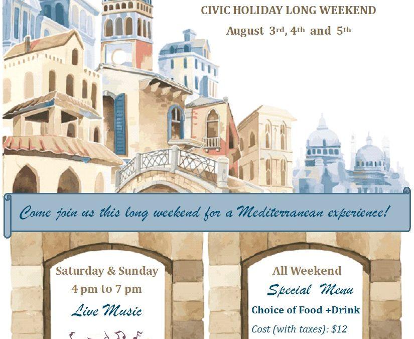 Mediterranean Celebration