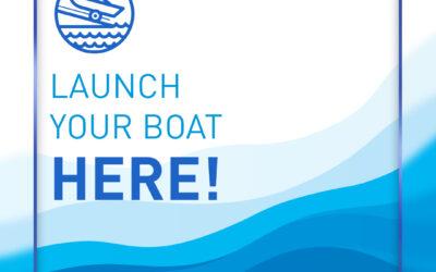 Boat Launch at Cooks Bay Marina