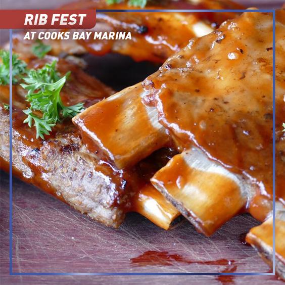 Rib Fest at Cooks Bay Marina